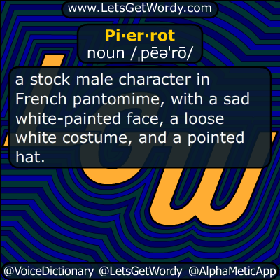 Pierrot 04/23/2014 GFX Definition