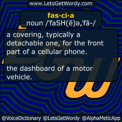 fascia 04/24/2014 GFX Definition