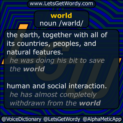 world 06/29/2014 GFX Definition
