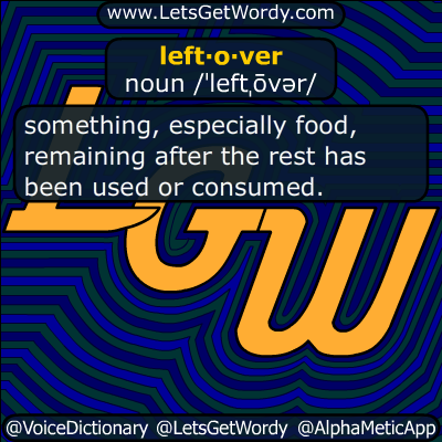 leftover 06/30/2014 GFX Definition