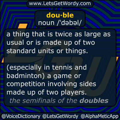 double 07/03/2014 GFX Definition