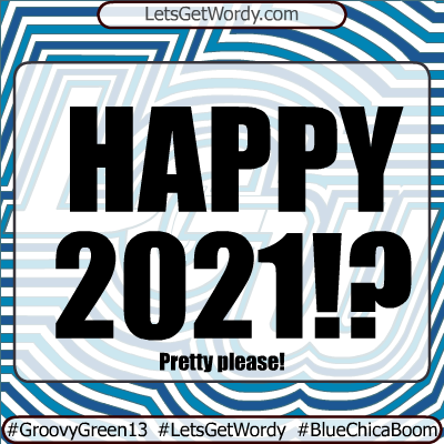 Happy 2021! 01/01/2021 GFX Definition