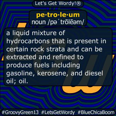 petroleum 01/04/2020 GFX Definition