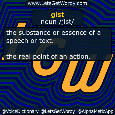 gist 01/14/2019 GFX Definition