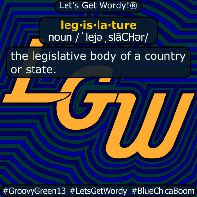 legislature 01/30/2020 GFX Definition