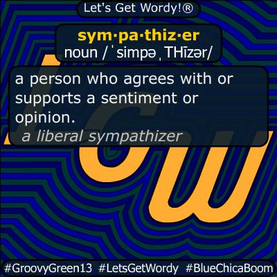 sympathizer 02/16/2020 GFX Definition