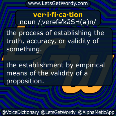 verification 02/19/2019 GFX Definition