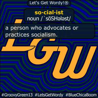 socialist 02/21/2020 GFX Definition