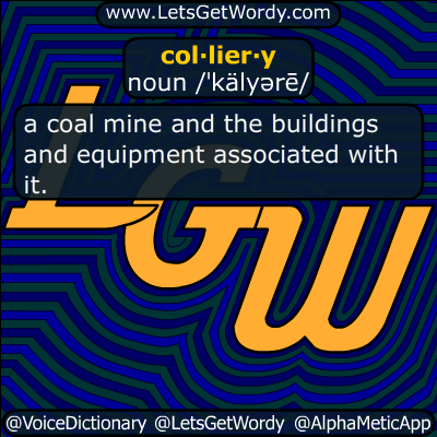colliery 02/24/2019 GFX Definition