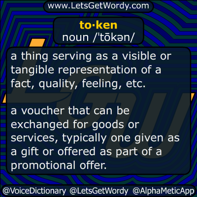token 03/03/2019 GFX Definition