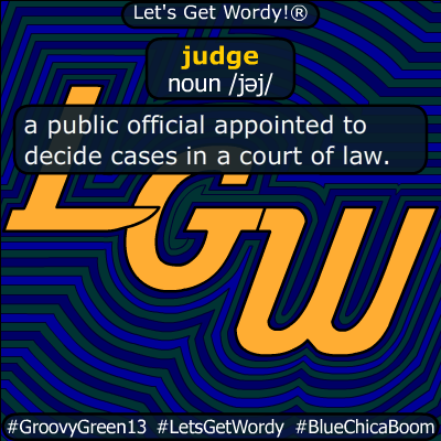 judge 03/06/2020 GFX Definition