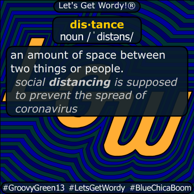 distance 03/21/2020 GFX Definition