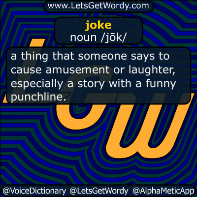 joke 04/01/2019 GFX Definition