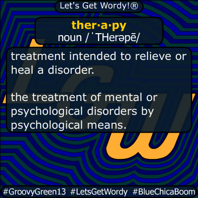 therapy 04/04/2020 GFX Definition