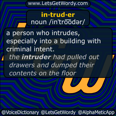 intruder 05/02/2019 GFX Definition