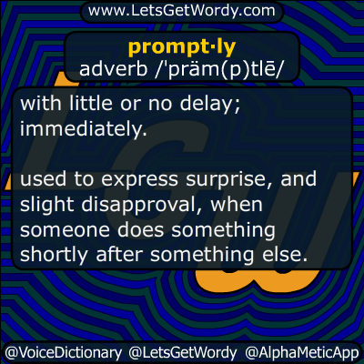 promptly 05/18/2019 GFX Definition