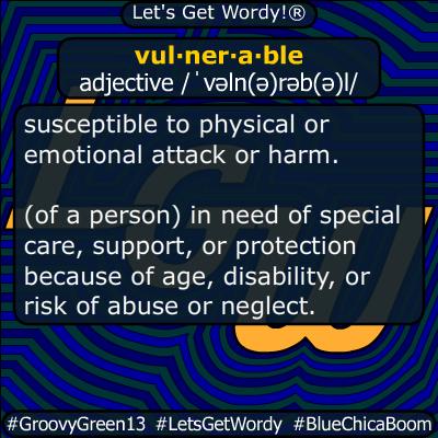 vulnerable 05/23/2020 GFX Definition