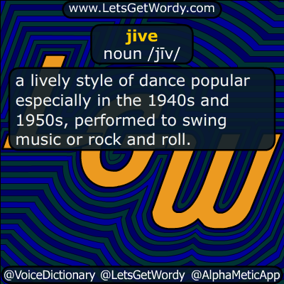 jive 05/31/2019 GFX Definition
