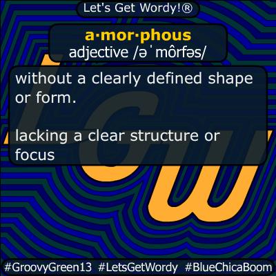 amorphous 06/02/2020 GFX Definition