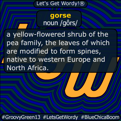gorse 06/04/2020 GFX Definition