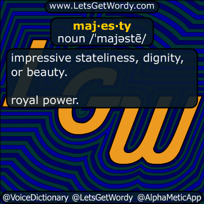 majesty 06/06/2019 GFX Definition