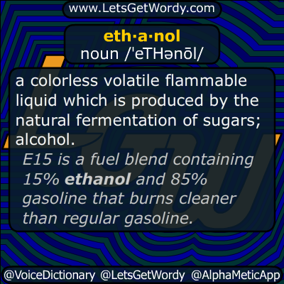 ethanol 06/12/2019 GFX Definition