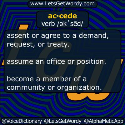 accede 08/16/2019 GFX Definition