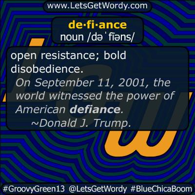 defiance 09/12/2019 GFX Definition