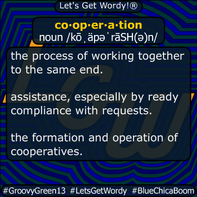 cooperation 09/20/2019 GFX Definition