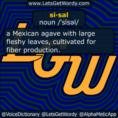sisal 09/23/2018 GFX Definition
