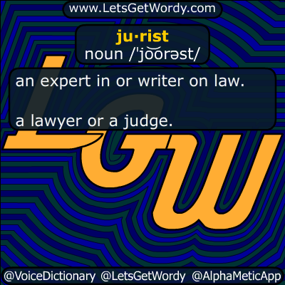 jurist 10/07/2018 GFX Definition
