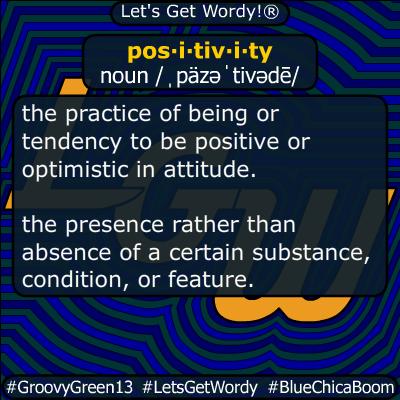 positivity 10/21/2019 GFX Definition