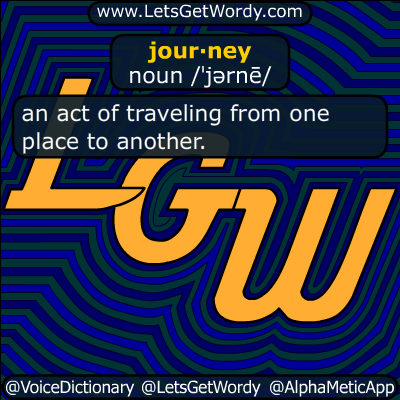 journey 11/05/2018 GFX Definition
