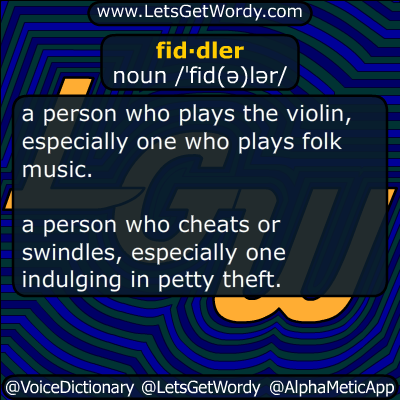 fiddler 11/16/2018 GFX Definition