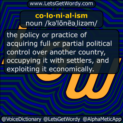 colonialism 12/12/2018 GFX Definition