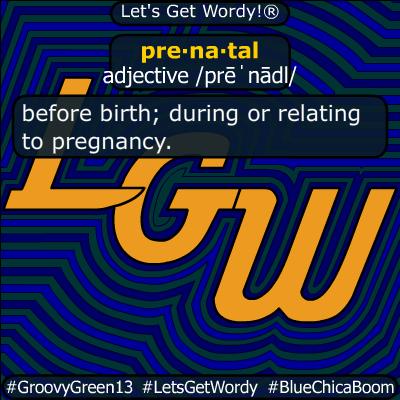 prenatal 12/30/2019 GFX Definition